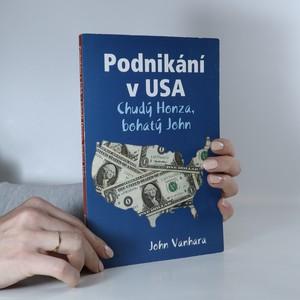 náhled knihy - Podnikání v USA - Chudý Honza, bohatý John