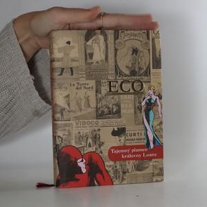 náhled knihy - Tajemný plamen královny Loany