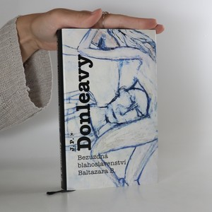 náhled knihy - Bezuzdná blahoslavenství Baltazara B.