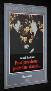 náhled knihy - Pane prezidente, podáváme demisi..., č. 12