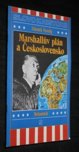 náhled knihy - Marshallův plán a Československo, č. 9