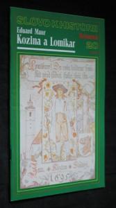 náhled knihy - Kozina a Lomikar, č. 20