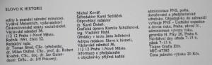 antikvární kniha Jiří Melantrich z Aventýna : příběh pražského arcitiskaře, č. 32, 1991