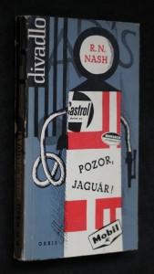 náhled knihy - Pozor, jaguár!