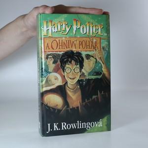 náhled knihy - Harry Potter a ohnivý pohár. Harry Potter. 4. díl