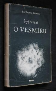 náhled knihy - Vyprávění o vesmíru