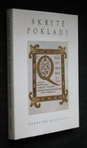 náhled knihy - Skryté poklady : Čtení pro bibliofila