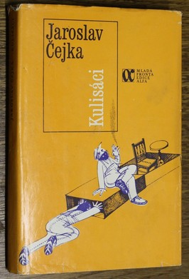 náhled knihy - Kulisáci