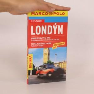 náhled knihy - Londýn. Doporučené tipy