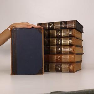 náhled knihy - Masarykův slovník naučný. Lidová encyklopedie všeobecných vědomostí (komplet, 7 svazků) 1925-1933