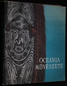 náhled knihy - Óceánia művészete