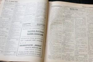 antikvární kniha Radiojournal, č.5, r. IX, 1931