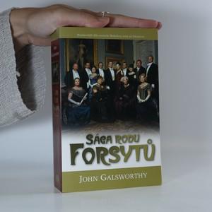 náhled knihy - Sága rodu Forsytů