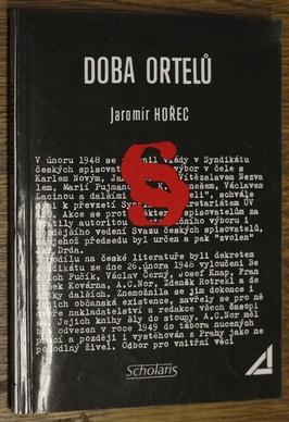 náhled knihy - Doba ortelů : dokumenty - vzpomínky - iluze a skutečnosti