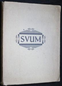 náhled knihy - Almanach sdružení výtvarných umělců moravských v Hodoníně 1922 * 1923