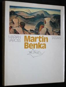 náhled knihy - Martin Benka