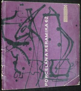 náhled knihy - Porcelán a keramika 62