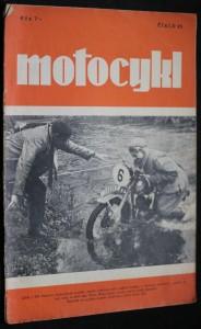 náhled knihy - Motocykl, r. II., č. 25