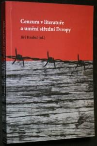 náhled knihy - Cenzura v literatuře a umění střední Evropy