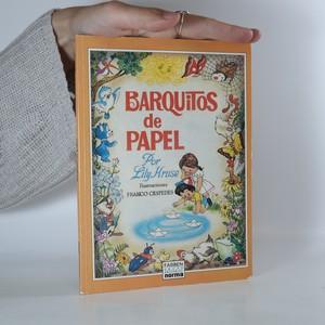 náhled knihy - Barquitos de Papel