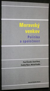 náhled knihy - Moravský venkov : politika a společnost
