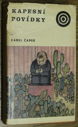 náhled knihy - Kapesní povídky : výběr z Povídek z jedné a Povídek z druhé kapsy