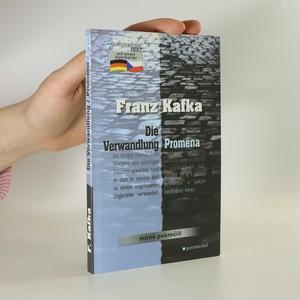 náhled knihy - Proměna. Die Verwandlung