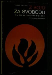 náhled knihy - Z bojů za svobodu na jihovýchodní Moravě