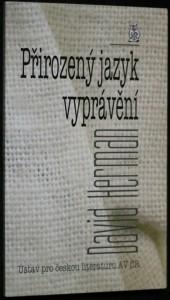 náhled knihy - Přirozený jazyk vyprávění