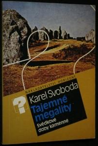 náhled knihy - Tajemné megality : svědkové doby kamenné