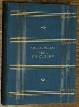 náhled knihy - Klub Pickwicků -  2 část
