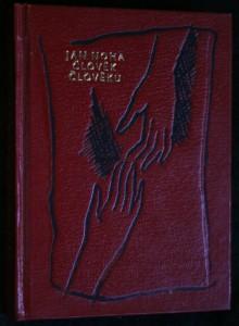 náhled knihy - Člověk člověku : výbor z poezie