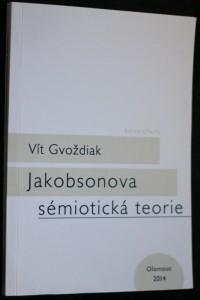 náhled knihy - Jakobsonova sémiotická teorie