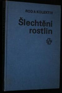 náhled knihy - Šlechtění rostlin
