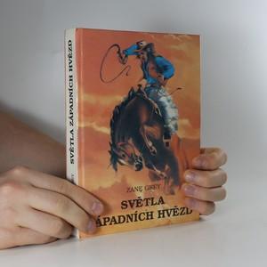 náhled knihy - Světla západních hvězd. 1. díl