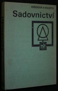 náhled knihy - Sadovnictví