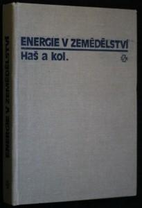 náhled knihy - Energie v zemědělství