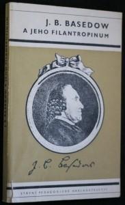 náhled knihy - J. B. Basedow a jeho filantropinum
