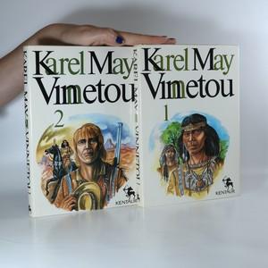 náhled knihy - Vinnetou 1 a 2 (2 svazky)