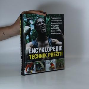 náhled knihy - Encyklopedie technik přežití