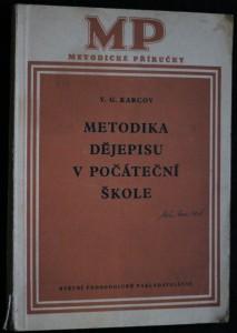 náhled knihy - Metodika dějepisu v počáteční škole