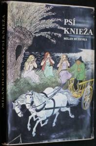 náhled knihy - Psí knieža : Púchovské povesti