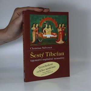náhled knihy - Šestý Tibeťan. Tajemství naplněné sexuality
