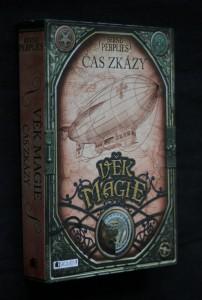 náhled knihy - Čas zkázy : 2. díl napínavé trilogie Věk magie