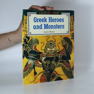 náhled knihy - Greek heroes and monsters
