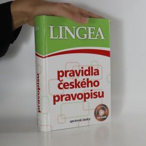 náhled knihy - Pravidla českého pravopisu (včetně CD)