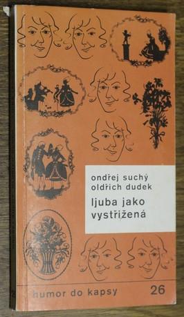náhled knihy - Ljuba jako vystřižená : z veselých vzpomínek zasloužilé umělkyně Ljuby Hermanové