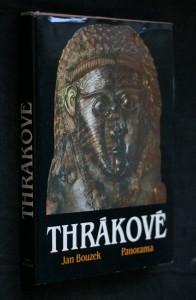 náhled knihy - Thrákové