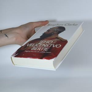 antikvární kniha Jeho Veličenstvo Bertie, 2014