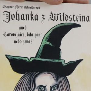 náhled knihy - Johanka z Wildsteina, aneb, Čarodějnice, bílá paní nebo žena?